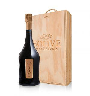 franciacorta giosep scatola in legno da 2 bottiglie