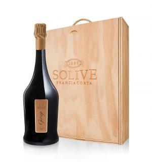 franciacorta giosep scatola in legno da 3 bottiglie