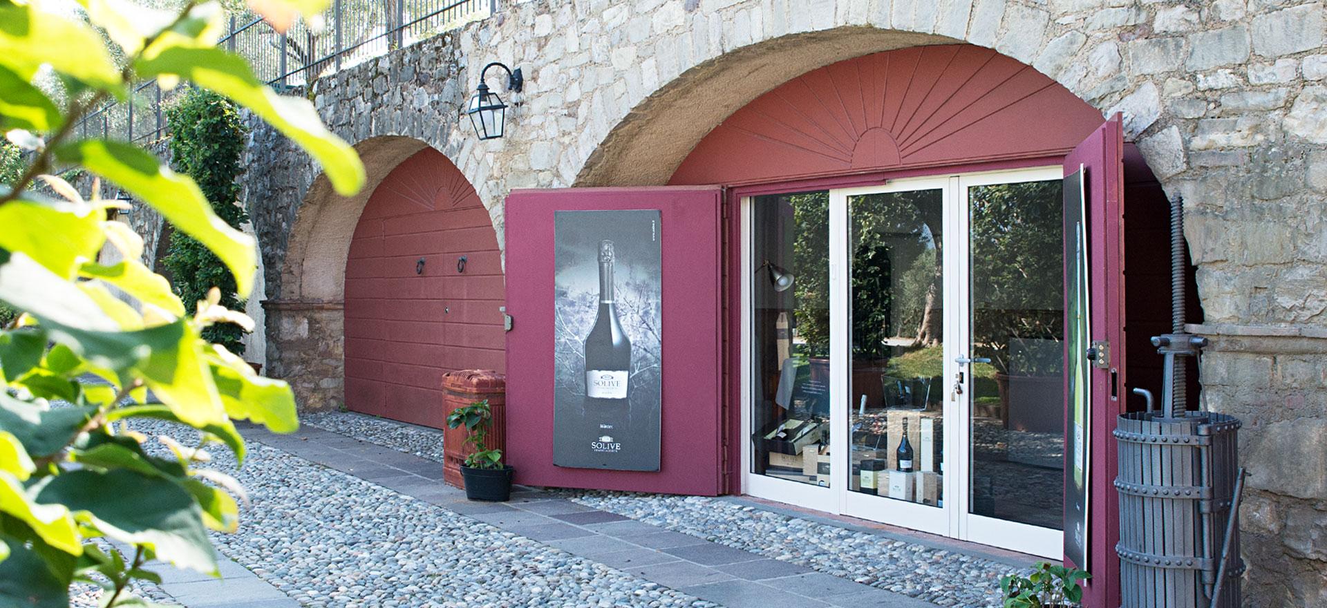 solive wine shop e degustazioni